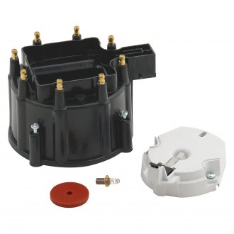 Accel® - Distributor Cap and Rotor Kit Front