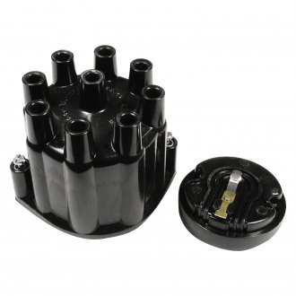 Accel® - Front Distributor Cap and Rotor Kit
