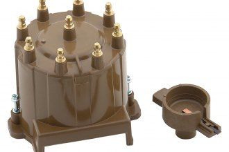 Accel® - Tan HEI / EST Remount Applications Distributor Cap and Rotor Kit