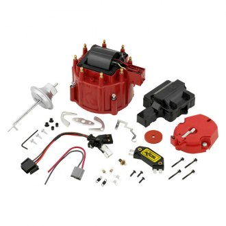 Accel® - Distributor Cap and Rotor Kit