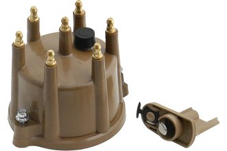 Accel® - Tan Distributor Cap and Rotor Kit