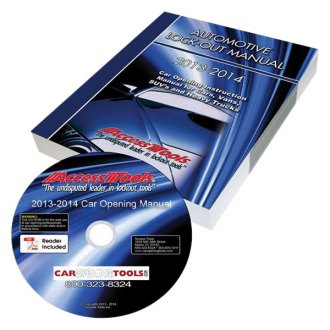 Access Tools® - Car Opening Manual and CD-ROM