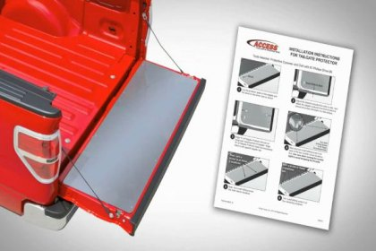 Access® - Tailgate Protector Installation Video 602x420