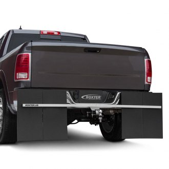 Access® - Roxter™ Standard Smooth Mill Hitch Mounted Mud Flaps