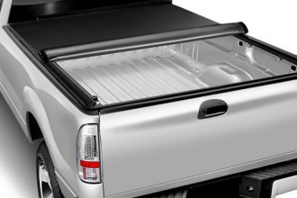 Image may not reflect your exact vehicle! Access® - Limited Roll-Up Tonneau Cover, Mid Opened