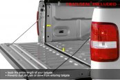 Access® - Limited Roll-Up Tonneau Cover, Trailseal