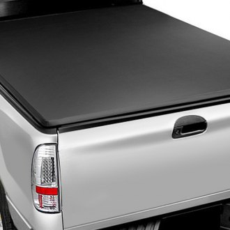 Image may not reflect your exact vehicle! ACCESS� - LiteRider Roll-Up Tonneau Cover, Closed