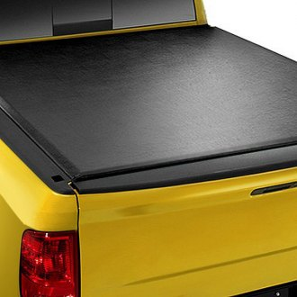 Image may not reflect your exact vehicle! Access® - Lorado Roll-Up Tonneau Cover, Closed