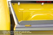 Image may not reflect your exact vehicle! Access® - Lorado™ Roll-Up Tonneau Cover