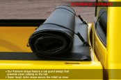Access® - Lorado Roll-Up Tonneau Cover, Premium Storage Straps