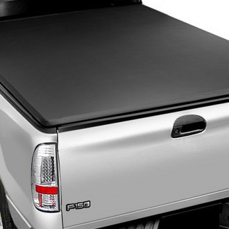 Image may not reflect your exact vehicle! Access® - Original Roll-Up Tonneau Cover, Closed