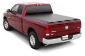 Image may not reflect your exact vehicle! Access® - Roll-Up Tonneau Cover, Closed