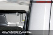 Access® - Original Roll-Up Tonneau Cover, Element Seal