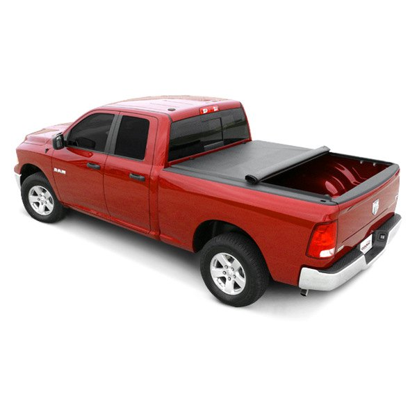 Image may not reflect your exact vehicle! Access® - Roll-Up Tonneau Cover, Mid Opened