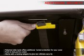 Access® - Slide Lock, Additional Security