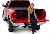 Image may not reflect your exact vehicle! Access® - Roll-Up Tonneau Cover