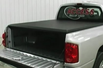 Access® Roll-Up Tonneau Cover Installation Video