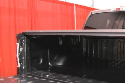 Access® Roll-Up Tonneau Cover Installation at the 2009 SEMA (HD)