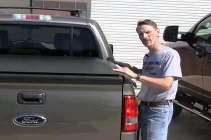 92029 - Access® Vanish™ Roll-Up Tonneau Cover About