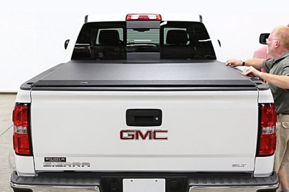 Access® Limited Roll-Up Tonneau Cover Installation (HD)