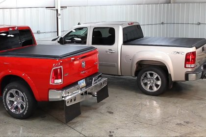 ACCESS® Roll-Up Tonneau Cover Comparsion Promo Video