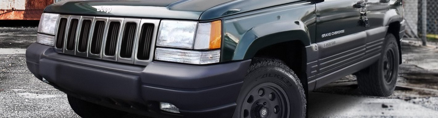 1997 Jeep Grand Cherokee Accessories Parts At Carid Com