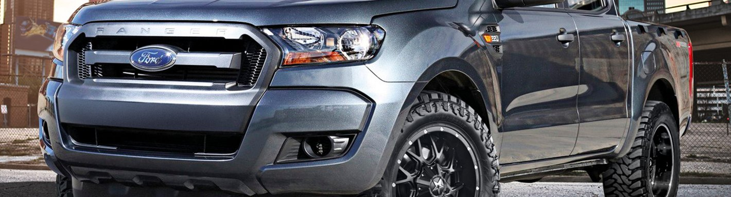 2017 Ford Ranger Accessories & Parts