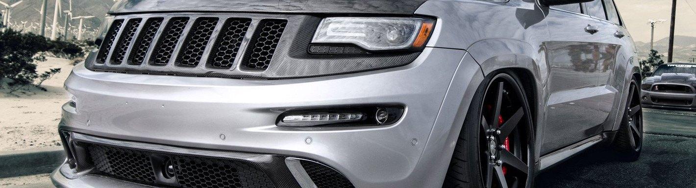 2017 Jeep Grand Cherokee Accessories Parts At Carid Com