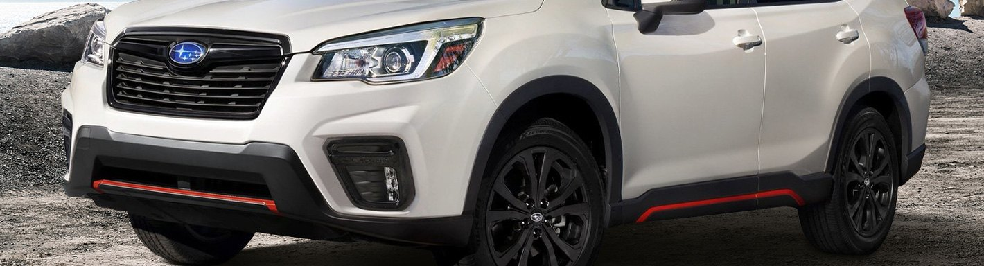 2019 Subaru Forester Accessories Parts At Carid Com