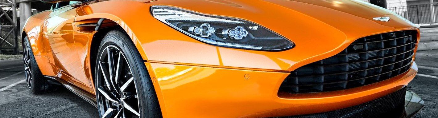 Aston Martin Accessories
