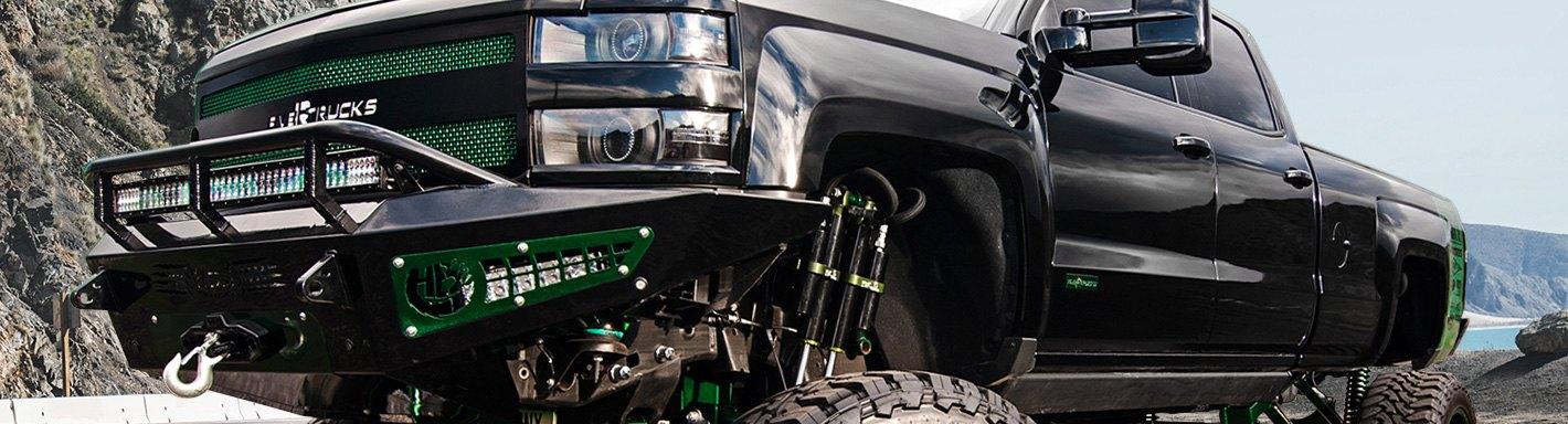 Chevy Silverado 2500 Accessories & Parts