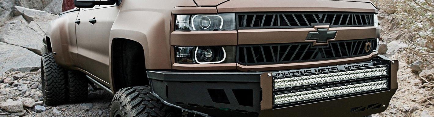 Chevy Silverado 3500 Accessories & Parts