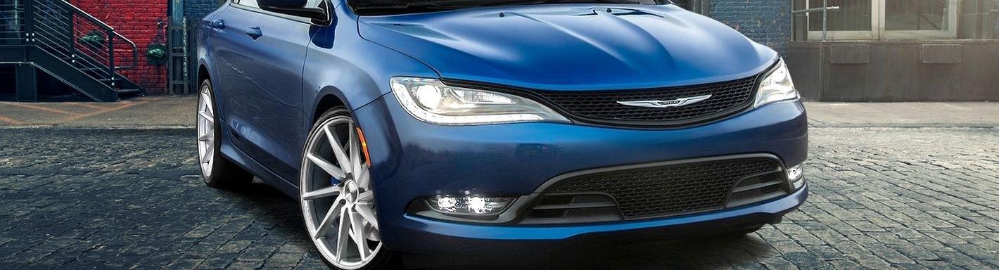 Chrysler 200 Accessories Parts Carid Com