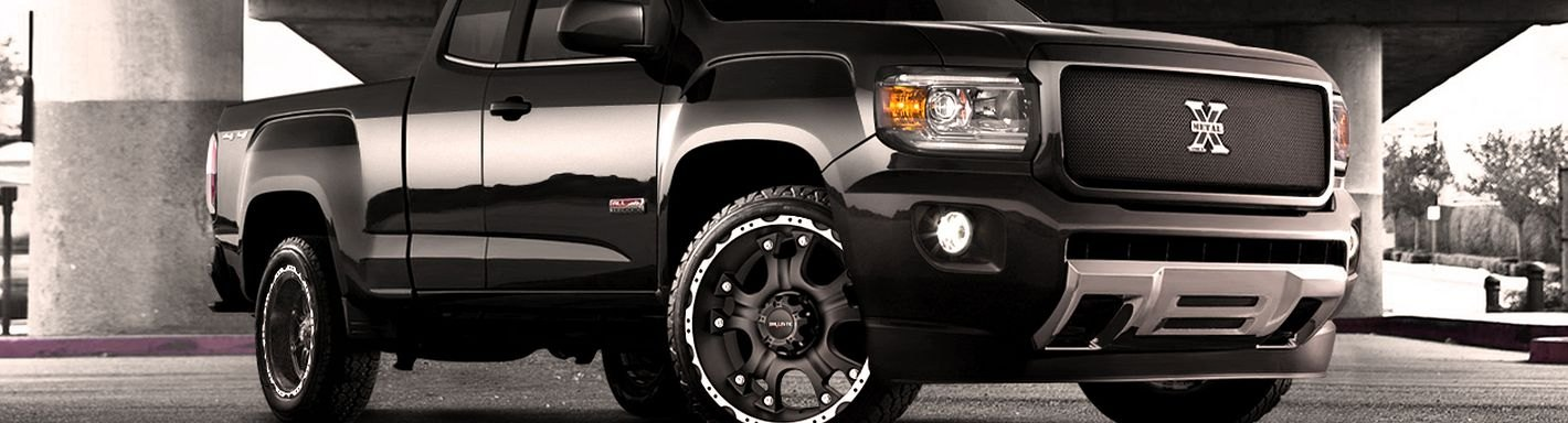 GMC Canyon Accessories & Parts