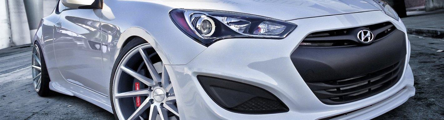 Hyundai Genesis Coupe Accessories & Parts