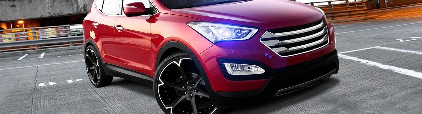 Hyundai Santa Fe Accessories Parts Carid Com
