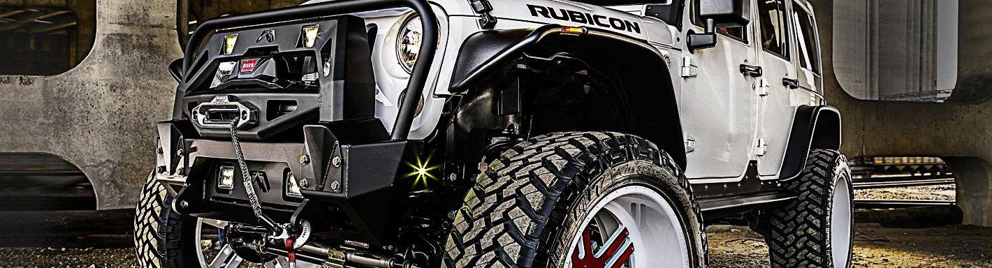 Jeep Wrangler Accessories & Parts