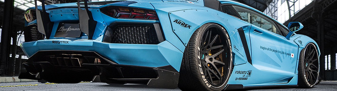 Lamborghini Accessories