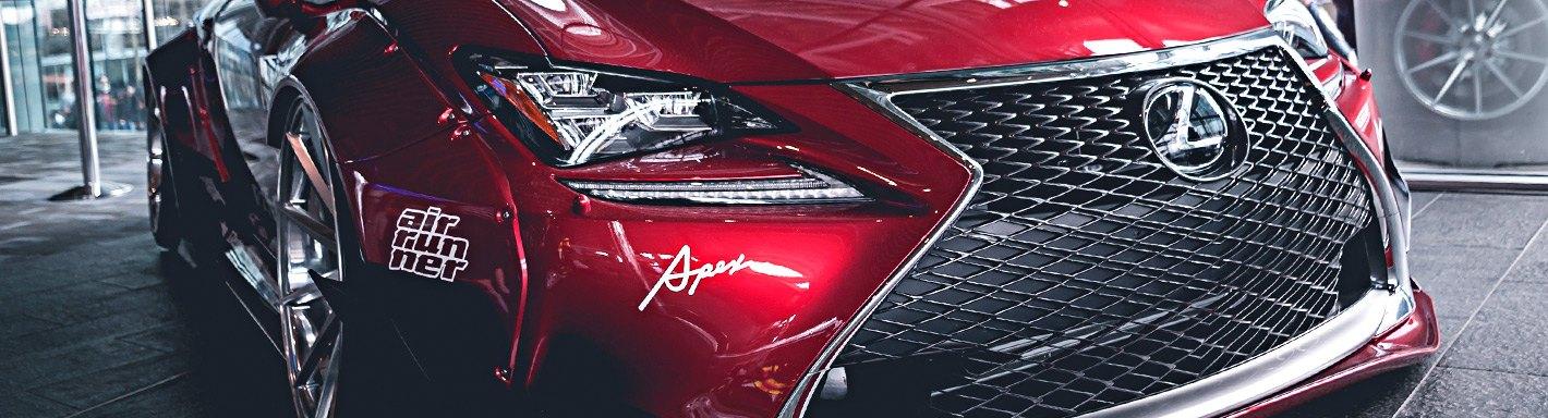 Lexus Accessories