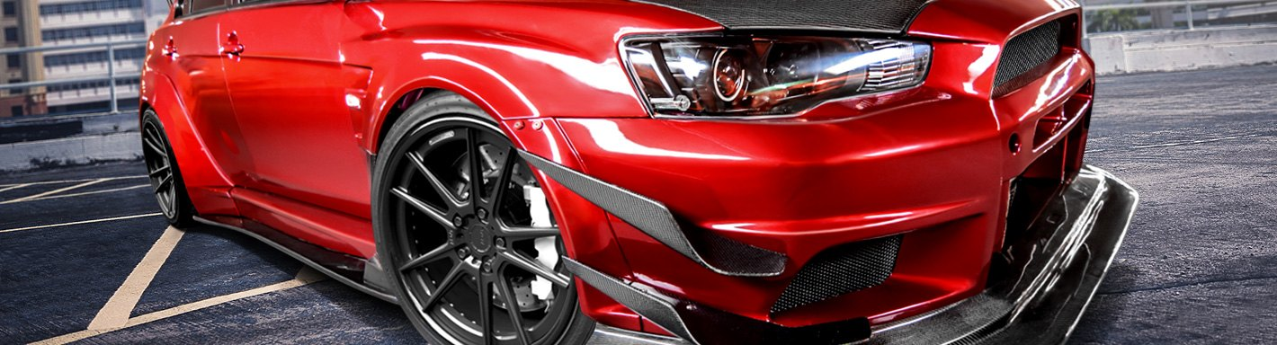 Mitsubishi Lancer Accessories & Parts