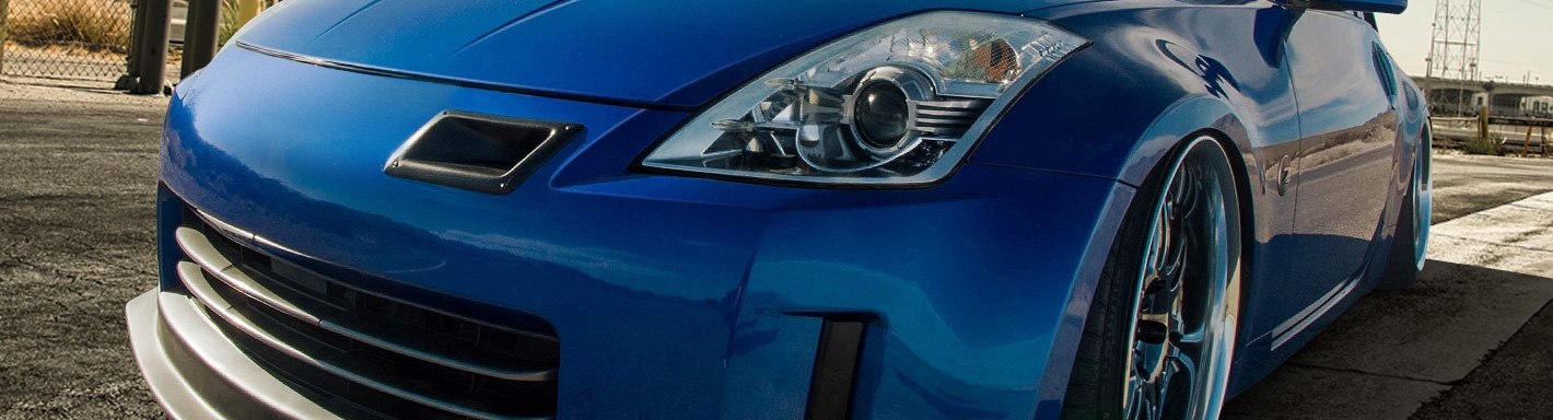 Nissan 350Z Accessories & Parts