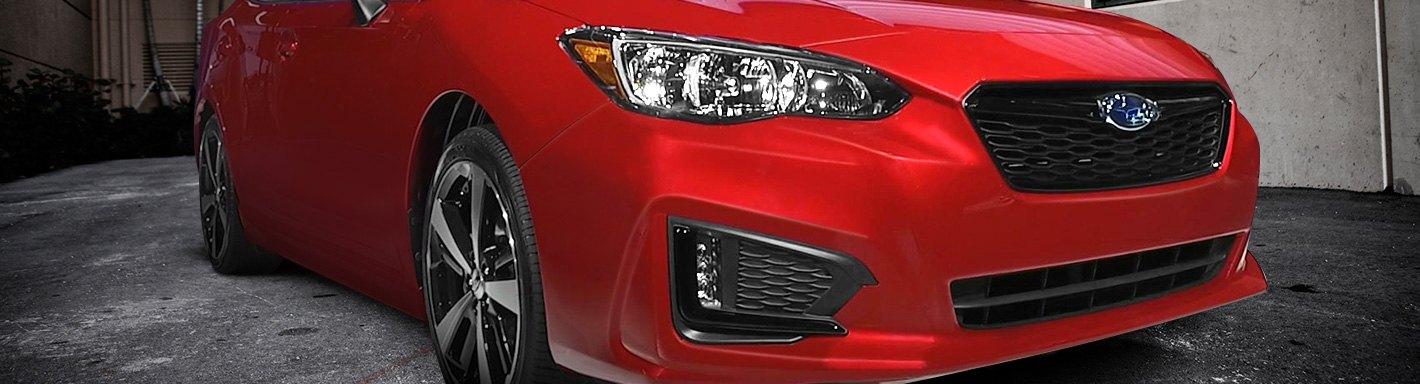 Subaru Impreza Accessories & Parts