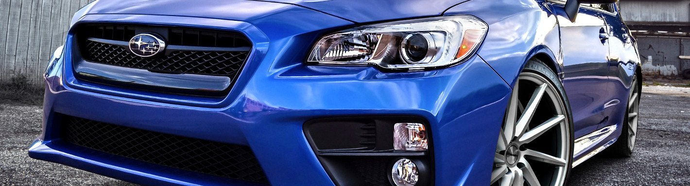 Subaru WRX Accessories & Parts