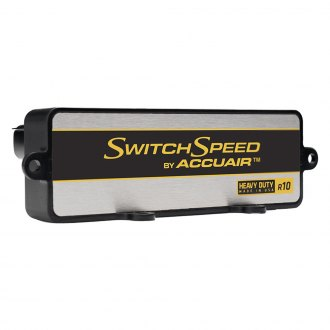 AccuAir® - SwitchSpeed 4-Corner Electronic Control Unit