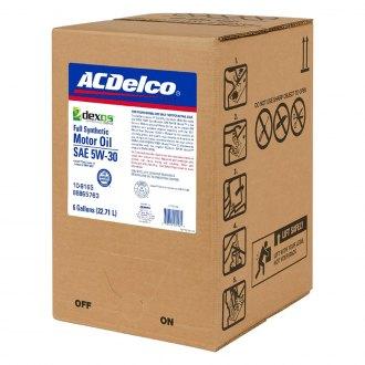Acdelco Gm Original Equipment Dexos 1 Sae 5w 30 Synthetic Motor Oil