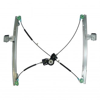 ACDelco® - GM Original Equipment™ Front Driver Side Power Window Regulator without Motor