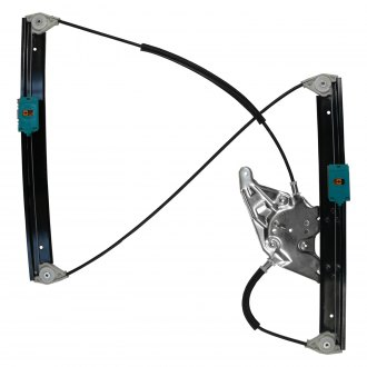 ACDelco® - GM Original Equipment™ Front Passenger Side Power Window Regulator without Motor