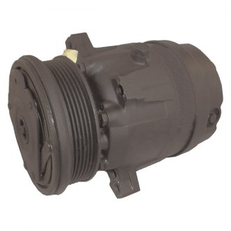 ACDelco® - GM Original Equipment™ Remanufactured A/C Compressor with Clutch