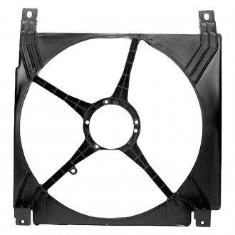 ACDelco® - GM Original Equipment™ Engine Cooling Fan Shroud Kit