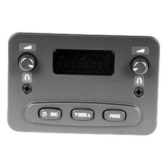 ACDelco® - GM Original Equipment™ AM/FM Radio and Tape/CD Player Control with Knob